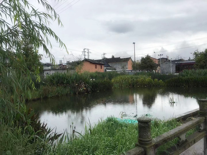 腾冲市固东镇和平村、顺利村传统村落环境综合治理项目